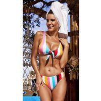 Strój kąpielowy Striped Colors XL