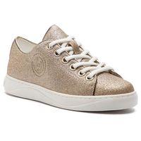 Sneakersy LIU JO - Tyra 03 B19027 TX007 Light Gold 04178, kolor żółty