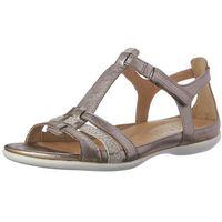 Ecco sandały damskie Flash Brick Ice Point - szary - 37 eu, kolor szary