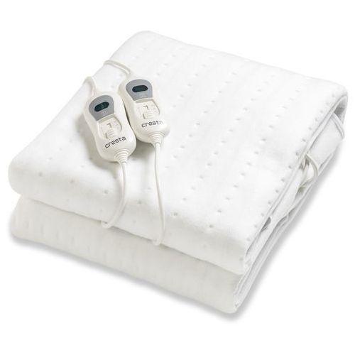 Gdzie kupić Cresta Koc elektryczny KTS120WT, biały, 160x140cm, 75046.01, kolor biały