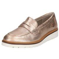 pantofle 'ellis street loafer' złoty / różany, Timberland