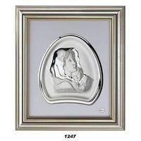 Obraz w ramie Matka Boska Cygańska - (v#1247)
