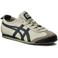 Sneakersy - onitsuka tiger mexico 66 dl408 birch/india ink/latte 1659 marki Asics