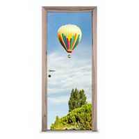 Stikero Naklejka na drzwi - balon 7400