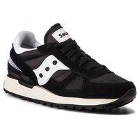 Sneakersy SAUCONY - Shadow Original S70424-2 Blk/Wht
