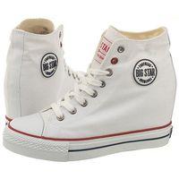Sneakersy Big Star Białe U274904 (BI5-c), U274904