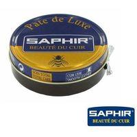 Czarna pasta do butów / wosk 50ml - puszka SAPHIR