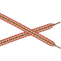 Bestdays Czerwona szkocka kratka 120 cm