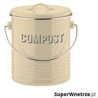 Kompostownik 3l Typhoon Vintage Kitchen kremowy