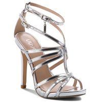 Sandały LIU JO - Sandalo Tc 110 S18039 P0231 Silver 00532