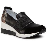 Sneakersy - 2826a czarny boa marki Simen