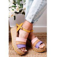 Damskie sandały TENESI, w 5 rozmiarach