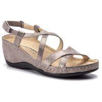 Sandały BERKEMANN - Coletta 01751 Bronze 410