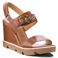 Sandały SERGIO BARDI - Calitri SS127314618KD 104, kolor brązowy