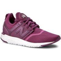 Sneakersy NEW BALANCE - WRL247EB Fioletowy
