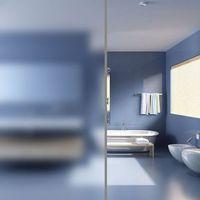 Vidaxl naklejka na szybę, mrożone szkło (0,9 x 10 m) (8718475864912)