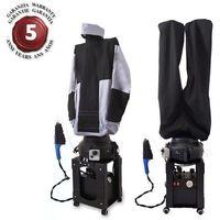 sa19 professional, robot manekin do prasowania koszul i spodni 3650w (2000w +1650w) ze stacją parową marki Eolo
