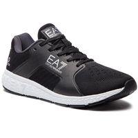 Sneakersy - x8x011 xk044 00002 black, Ea7 emporio armani, 36-44