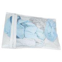 Worek siatka do prania bielizny 30 cm x 40 cm z suwakiem 54011 marki Fackelmann