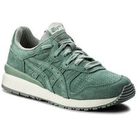 Asics Sneakersy - onitsuka tiger tiger ally d701l chinois green/chinois green 8585