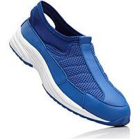 Buty sportowe bonprix błękit królewski, kolor niebieski
