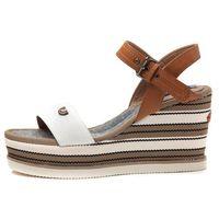 Wrangler sandały damskie Jeena Sunshine Strap 39 biały (8057737910678)