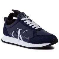 Sneakersy CALVIN KLEIN JEANS - Josslyn B4R0825 Medieval Blue, kolor niebieski