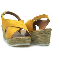 Sandały 2-28362-28 żółte, Marco tozzi