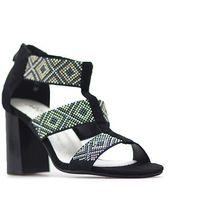 Sandały Jezzi SA123-3 Czarne, kolor czarny