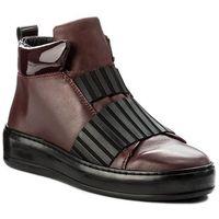 Bronx Sneakersy - 46975-c bx 1430 wine/ruby red 2151