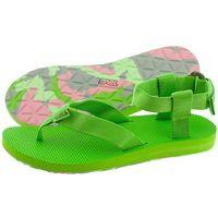 Sandały Teva W Original Sandal Marbled 1006932-JGRN (TA4-c), 1006932-JGRN