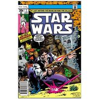 Graham&brown Obraz star wars - han solo and chewbacca 70-459