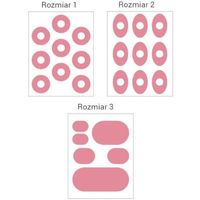 Mazbit Plast med - piankowe plastry na odciski i otarcia