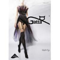 Rajstopy girl-up nr 22 nero-nero - nero-nero marki Gatta