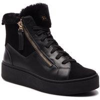 Sneakersy - 08-0571-11-4-01-02 czarny marki Nik