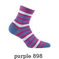 Skarpety Wola Perfect Woman wzór W84.01P 26-38, sandalwod/odc.beżowego, Wola, kolor beżowy