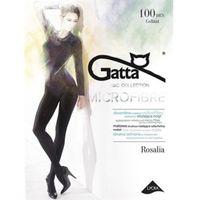 Rosalia 100 - rajstopy damskie mikrofibra 100 den. marki Gatta
