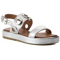 Sandały INUOVO - 9005 Silver, w 6 rozmiarach