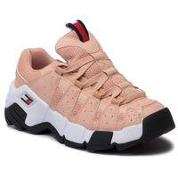 Sneakersy TOMMY JEANS - Heritage Chunky Sneaker EN0EN00669 Pink Send Tfc, w 6 rozmiarach