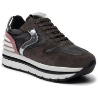 Voile blanche Sneakersy - may power 0012014258.01.1b68 antracite/argento/rosa