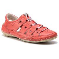 Sandały JANA - 8-23605-22 Red 500, kolor czerwony