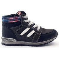 Buty american club Trzewiki sportowe wkładka skórzana american