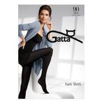 Rajstopy satti matti 3d 90 den mikrofibra , Gatta
