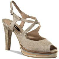 Sandały - 3556 sand, Zinda, 36-40