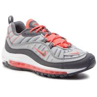 Buty NIKE - Air Max 98 640744 006 Wolf Grey/Dark Grey, kolor szary