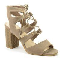 Sandały Sergio Leone 52602 brąz