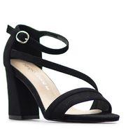 Sandały sk821-01m czarne marki Sergio leone