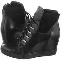 Sneakersy czarne b5228-e50-h20-000-b88 (ci433-a) marki Carinii