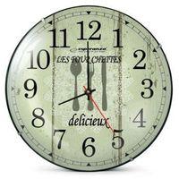 Esperanza Zegar ścienny Paris (EHC018P) Darmowy odbiór w 21 miastach!, EHC018P - 5901299930144