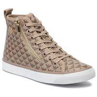 Sneakersy - x3z017 xm066 r548 taup/d.bro/d.br/d.br, Emporio armani